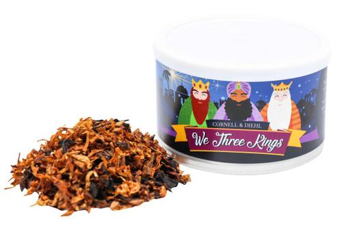 Cornell & Diehl We Three Kings Pipe Tobacco