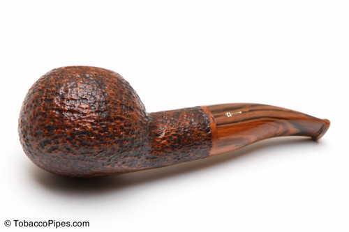 Savinelli Tundra Brownblast EX 320 Tobacco Pipe Left Side