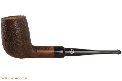 Rattray's Vintage Army 27 Horn Tobacco Pipes - Sandblast