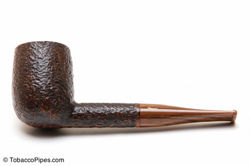 Savinelli Tundra Brownblast EX 111 Tobacco Pipe Left Side
