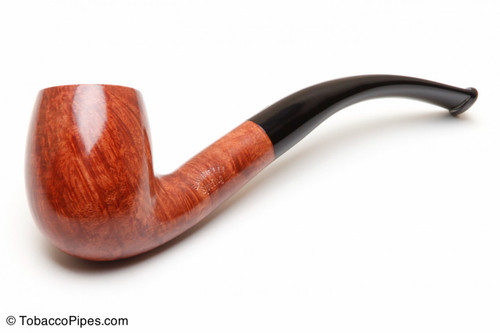 Savinelli Spring Liscia KS 606 Tobacco Pipe Left Side