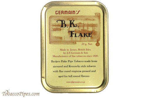 Germain B. K. Flake Pipe Tobacco - 1.75 oz