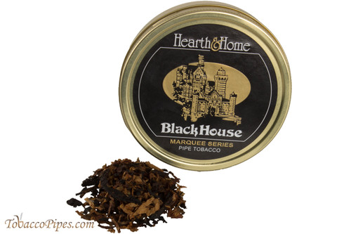 Hearth & Home Black House Pipe Tobacco