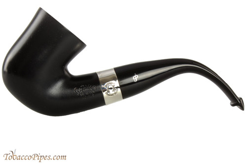 Peterson Sherlock Holmes Original Ebony Tobacco Pipe PLIP