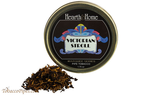 Hearth & Home Marquee Series Victorian Stroll Pipe Tobacco