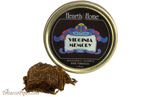 Hearth & Home Marquee Series Virginia Memory Pipe Tobacco
