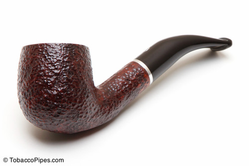 Savinelli Pocket Brownblast 601 Tobacco Pipe Left Side