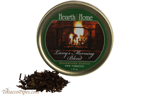 Hearth & Home Signature Series Larry's Morning Blend Pipe Tobacco