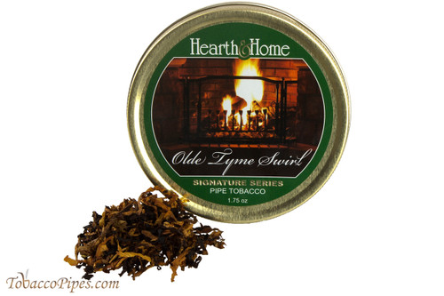 Hearth & Home Signature Series Olde Tyme Swirl Pipe Tobacco