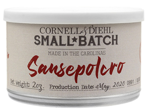 Cornell & Diehl Small Batch Sansepolcro Pipe Tobacco
