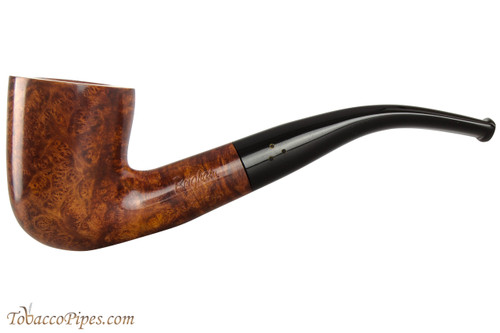 Brigham Mountaineer 347 Tobacco Pipe - Bent Dublin Smooth