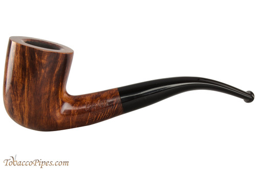 Brigham Algonquin 247 Tobacco Pipe - Bent Dublin Smooth