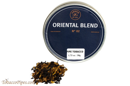 Vauen Oriental Blend No. 02 Pipe Tobacco Tin - 50g