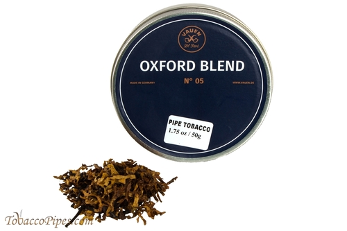 Vauen Oxford Blend No. 05 Pipe Tobacco Tin - 50g