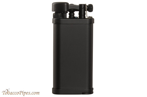 IM Corona Old Boy Black Matte Pipe Lighter
