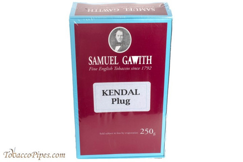 Samuel Gawith Kendal Plug Pipe Tobacco - 250g