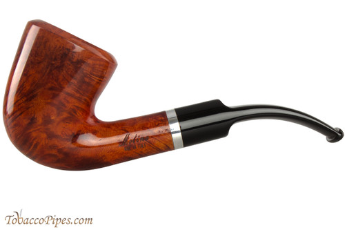 Molina Barasso Brilliant 103 Tobacco Pipe - Bent Dublin