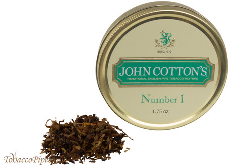 John Cotton's Number 1 Pipe Tobacco