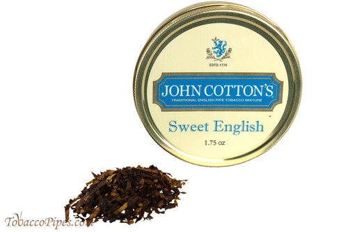 John Cotton's Sweet English Pipe Tobacco