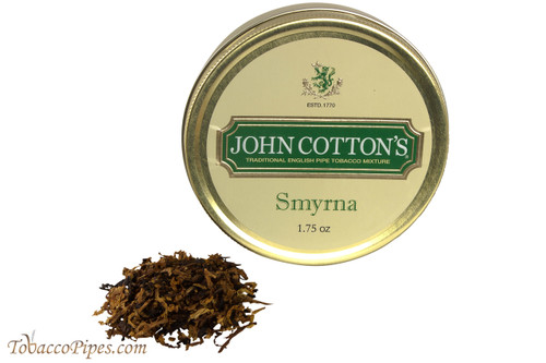 John Cotton's Smyrna Pipe Tobacco