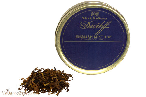 Davidoff English Mixture Pipe Tobacco