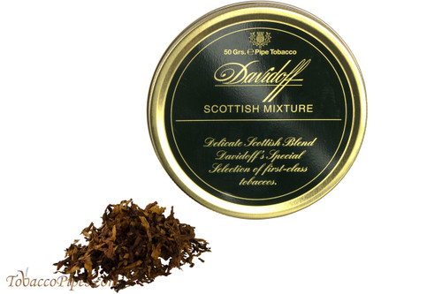 Davidoff Scottish Mixture Pipe Tobacco