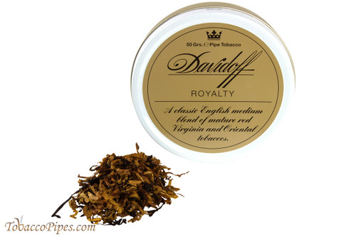 Davidoff Royalty Pipe Tobacco