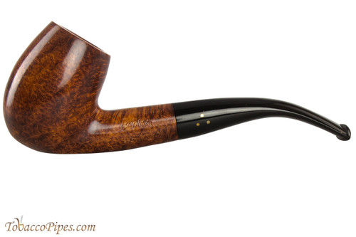 Brigham Mountaineer 365 Tobacco Pipe - Bent Egg Smooth