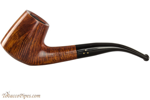 Brigham Mountaineer 384 Tobacco Pipe - Volcano Smooth