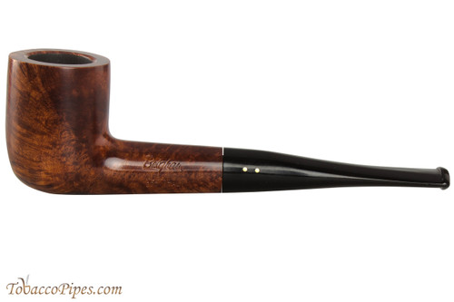 Brigham Algonquin 203 Tobacco Pipe - Billiard Smooth Left Side