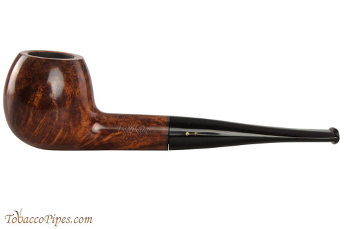Brigham Algonquin 209 Tobacco Pipe - Apple Smooth