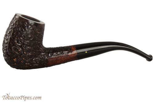 Brigham Voyageur 165 Tobacco Pipe - Bent Egg Rustic
