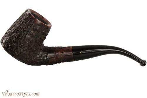 Brigham Voyageur 184 Tobacco Pipe - Volcano Rustic