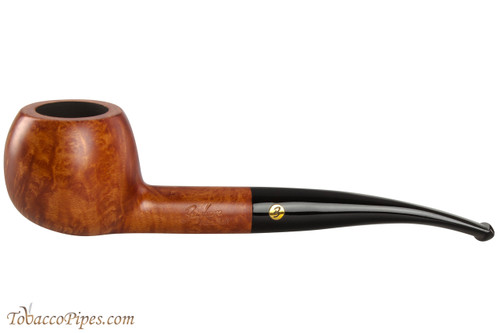 Brigham Acadian 62 Tobacco Pipe - Bent Apple Smooth