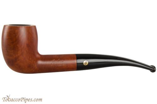 Brigham Acadian 59 Tobacco Pipe - Bent Billiard Smooth