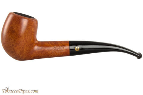 Brigham Acadian 65 Tobacco Pipe - Bent Egg Smooth