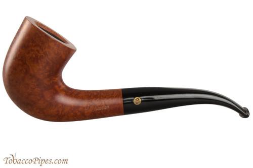Brigham Acadian 47 Tobacco Pipe - Bent Dublin Smooth