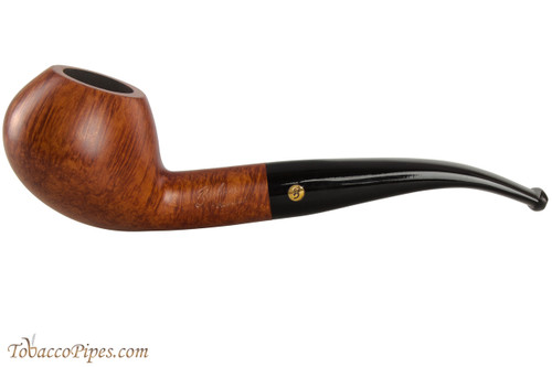 Brigham Acadian 29 Tobacco Pipe - Bent Apple Smooth