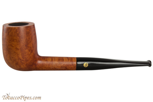 Brigham Acadian 02 Tobacco Pipe - Billiard Smooth