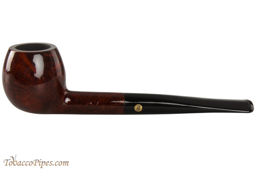 Brigham Heritage 09 Tobacco Pipe - Apple Smooth