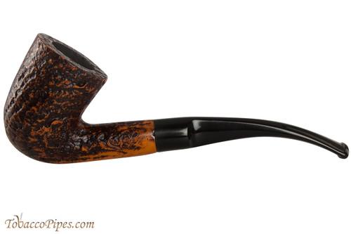 Capri Gozzo 47 Tobacco Pipe - Dublin Rustic