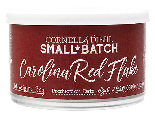 Cornell & Diehl Carolina Red Flake Pipe Tobacco