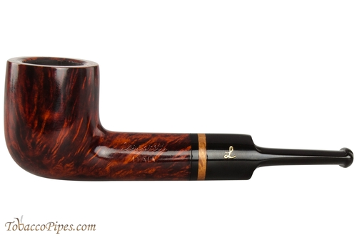 Lorenzetti Avitus 03 Tobacco Pipe - Billiard Smooth