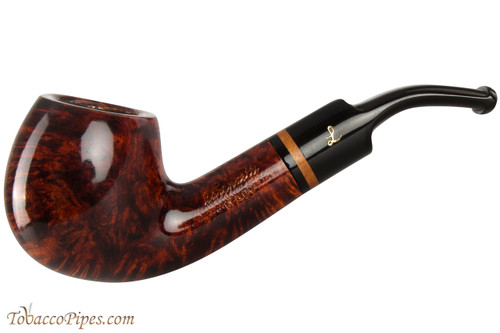Lorenzetti Avitus 23 Tobacco Pipe - Bent Billiard Smooth