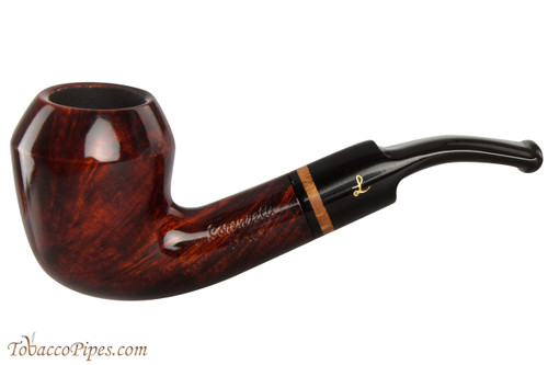 Lorenzetti Avitus 95 Tobacco Pipe - Bent Rhodesian Smooth