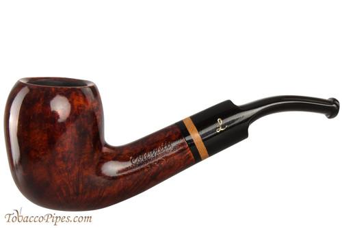 Lorenzetti Avitus 21 Tobacco Pipe - Bent Acorn Smooth