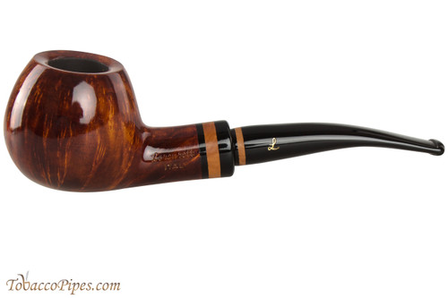 Lorenzetti Constantine 29 Tobacco Pipe - Bent Apple Smooth