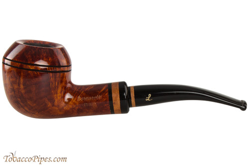 Lorenzetti Constantine 37 Tobacco Pipe - Rhodesian Smooth
