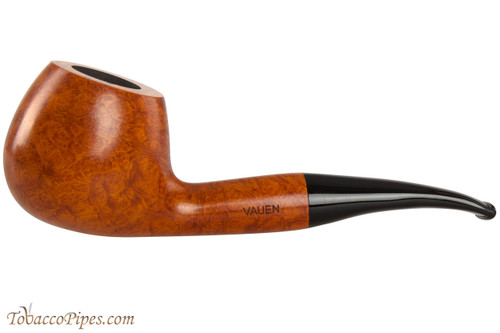 Vauen Curve 131 Light Tobacco Pipe - Bent Apple Smooth