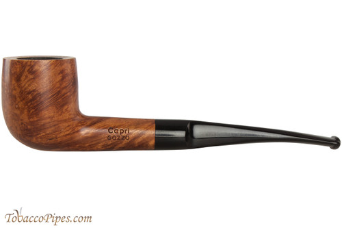 Capri Gozzo 04 Tobacco Pipe - Billiard Smooth
